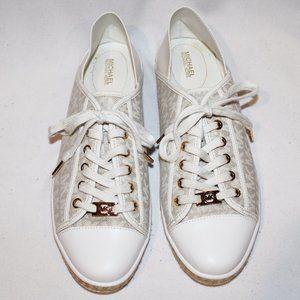 Michael Kors KRISTY Signature Jacquard Sneakers